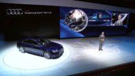 Impressionen von der NAIAS 2016 in Detroit, USA, wo das Produktionsteam CREATORS/Rayd erneut eine beeindruckende Pressekonferenz für Audi umsetzte. Als besonderen Gast hieß Scott Keogh Captain Eugene Cernan auf der […]