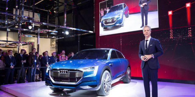 Die Audi Pressekonferenz auf der CES 2016 widmete sich dem Thema Virtual Cockpit. In Kooperation mit unserem Partner CREATORS entwickelten wir das Präsentationskonzept und die visuellen Inhalte für die full-HD […]