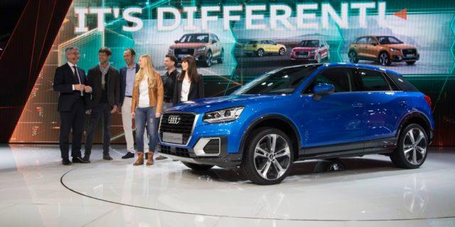 Frisch, dynamisch, mutig – das ist der neue Audi Q2, ein City-SUV speziell für ein junges Publikum. Audi reiste in die Schweiz, um das neue Modell auf dem Genfer Autosalon […]