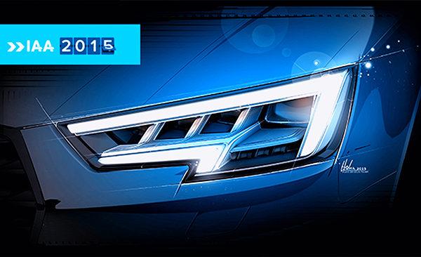 Audi Pressconference – IAA 2015