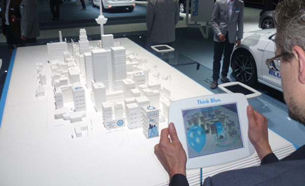 Paperworld – Augmented Reality – IAA