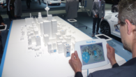 "In autumn 2013 we developed an iPad App for the Volkswagen booth at the International Motorshow in Frankfurt. Our client, the ""Volke CommunicationDesign company"" did build a miniature model where […]"